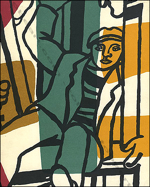 Fernand LÉGER - The Later Years. London, Whitechapel Art Gallery, 1987.