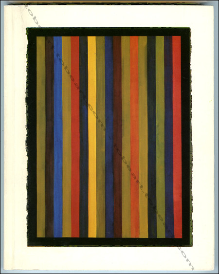 Sol LEWITT - Bands of color. Chicago, Museum of Contemporary Art, 1999.