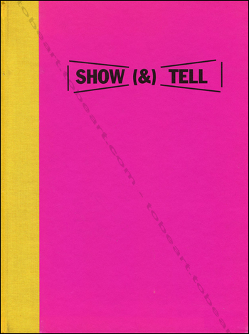 Lawrence WEINER - Bartomeu Mari. Show (&) Tell - The films & videos of Lawrence WEINER. Gent, Editions Imschoot, Uitgevers, 1992.