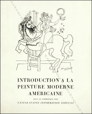 Introduction à la peinture moderne américaine - Paris, Galerie Maeght, 1947 Librairie Tobeart ...